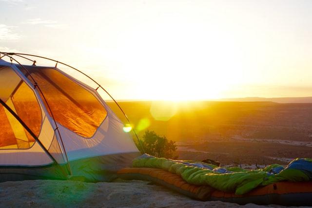 Camping: la garantie d'une osmose avec la nature
